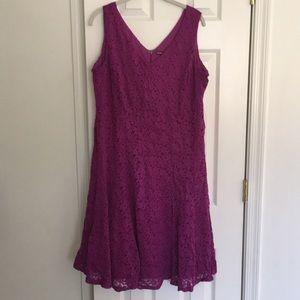 🌸Beautiful purple spring dress 🌸